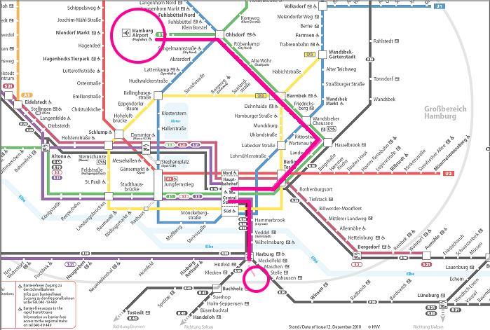 Hamburg Hauptbahnhof Karte.Top 10 Punto Medio Noticias S Bahn Buxtehude Hamburg Hbf Fahrplan